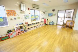 室内の写真2